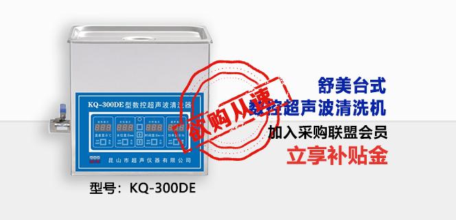 舒美KQ-300DE