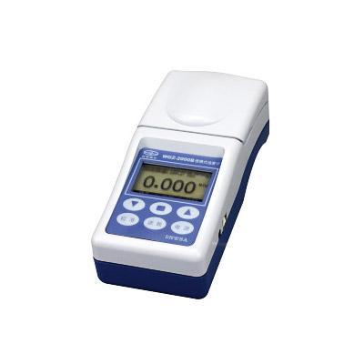 上海仪电物光便携式浊度计WGZ-1000B